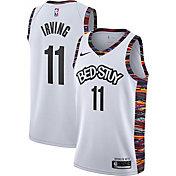 Nike Men's Brooklyn Nets Kyrie Irving Dri-FIT City Edition Swingman Jersey