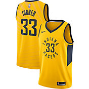 reputable site 36a34 b95b9 Indiana Pacers Jerseys | NBA Fan Shop at DICK'S
