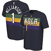 Nike Men's New Orleans Pelicans Zion Williamson Dri-FIT City Edition T-Shirt