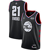 Jordan Men's 2019 NBA All-Star Game Joel Embiid Black Dri-FIT Swingman Jersey