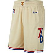 Nike Men's Philadelphia 76ers Dri-FIT City Edition Swingman Shorts