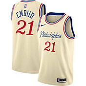 Nike Men's Philadelphia 76ers Joel Embiid Dri-FIT City Edition Swingman Jersey