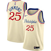 Nike Men's Philadelphia 76ers Ben Simmons Dri-FIT City Edition Swingman Jersey