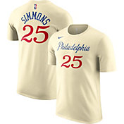 Nike Men's Philadelphia 76ers Ben Simmons Dri-FIT City Edition T-Shirt