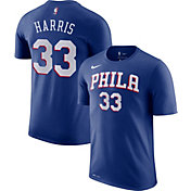 Nike Youth Philadelphia 76ers Tobias Harris #33 Dri-FIT Royal T-Shirt