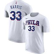 Nike Youth Philadelphia 76ers Tobias Harris #33 Dri-FIT White T-Shirt