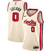 Nike Men's Portland Trail Blazers Damian Lillard Dri-FIT City Edition Swingman Jersey