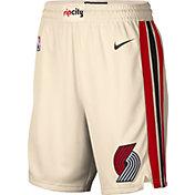 Nike Men's Portland Trail Blazers Dri-FIT City Edition Swingman Shorts