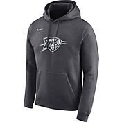 Nike Men's Oklahoma City Thunder Dri-FIT City Edition Pullover Hoodie