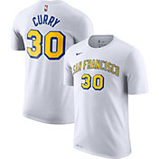 Nike Men's Golden State Warriors Stephen Curry #30 Dri-FIT Hardwood Classic T-Shirt