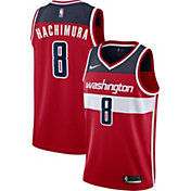 Nike Men's Washington Wizards Rui Hachimura #8 Red Dri-FIT Swingman Jersey
