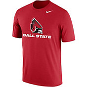 Nike Men's Ball State Cardinals Legend Cardinal T-Shirt