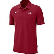 Nike Men's Alabama Crimson Tide Crimson Elevated Flex On-Field Performance Polo