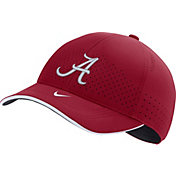 Nike Men's Alabama Crimson Tide Crimson AeroBill Classic99 Football Sideline Hat