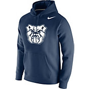 Nike Men's Butler Bulldogs Blue Club Fleece Pullover Hoodie