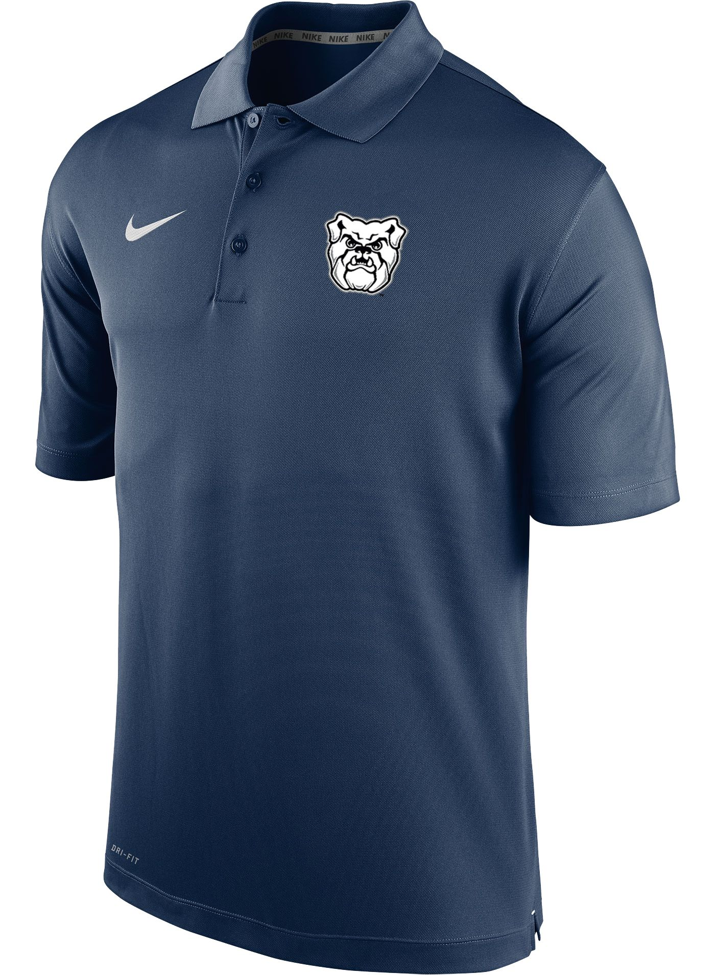 Nike Men's Butler Bulldogs Blue Varsity Polo