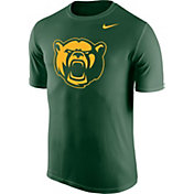 Nike Men's Baylor Bears Green Logo Dri-FIT Legend 2.0 T-Shirt