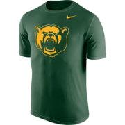 best sneakers 60b4c 009ca Nike Men s Baylor Bears Green Logo Dri-FIT Legend 2.0 T-Shirt