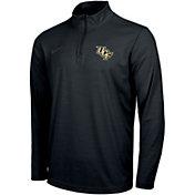 Nike Men's UCF Knights Intensity Quarter-Zip Black Shirt