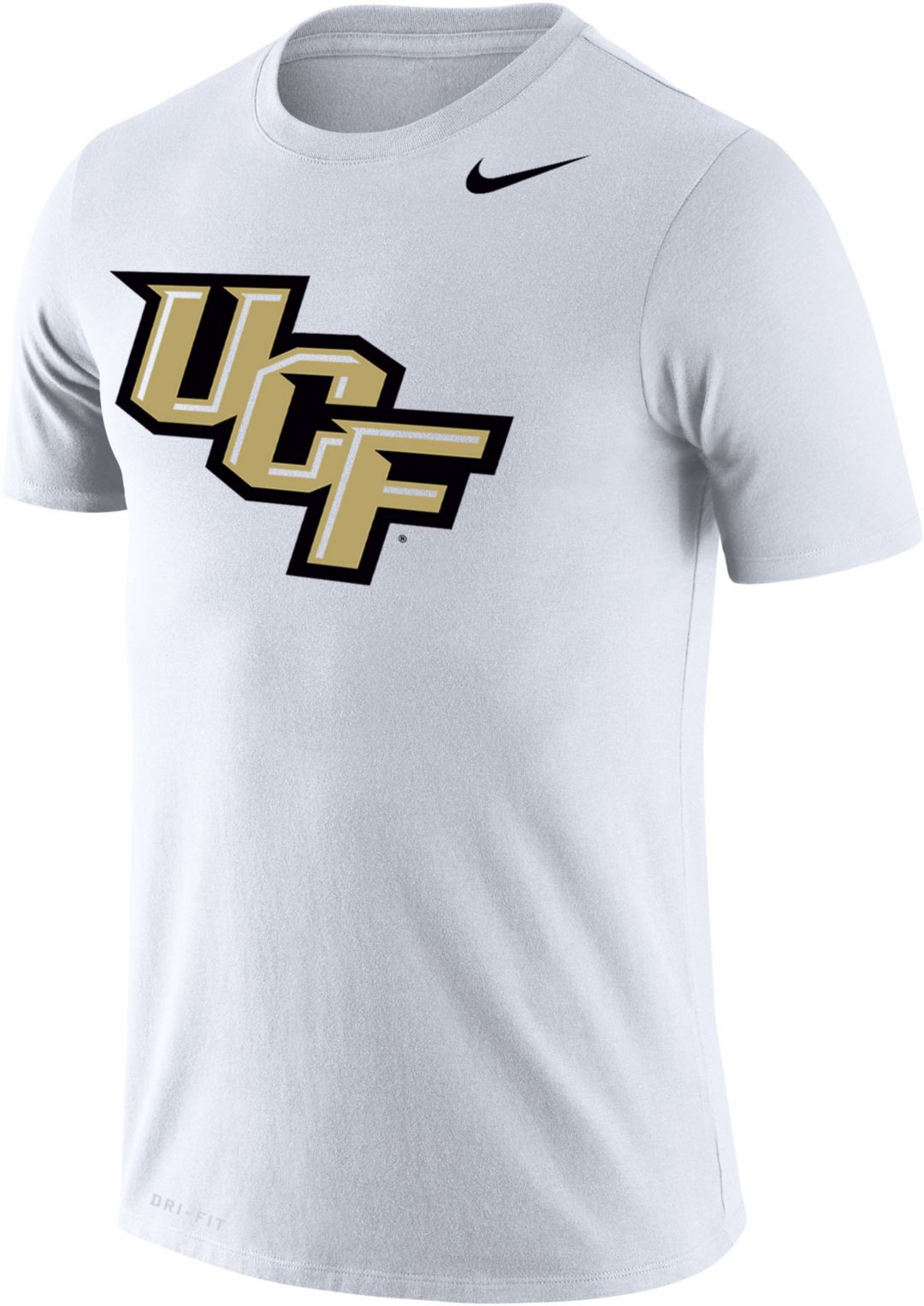 buy online b89f9 d182a Nike Men's UCF Logo Dry Legend White T-Shirt