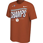 Nike Men's 2019 PlayStation Fiesta Bowl Champions Clemson Tigers Locker Room T-Shirt