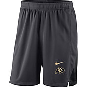 Nike Men's Colorado Buffaloes Grey Franchise Shorts