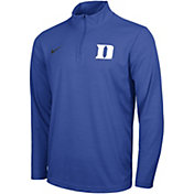Nike Men's Duke Blue Devils Duke Blue Intensity Quarter-Zip Shirt