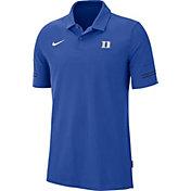 Nike Men's Duke Blue Devils Duke Blue Elevated Flex On-Field Performance Polo