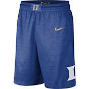 Nike Men's Duke Blue Devils Duke Blue Limited 100 Year Anniversary Rivalry Basketball Shorts