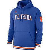 Jordan Men's Florida Gators Blue Club Retro Hoodie