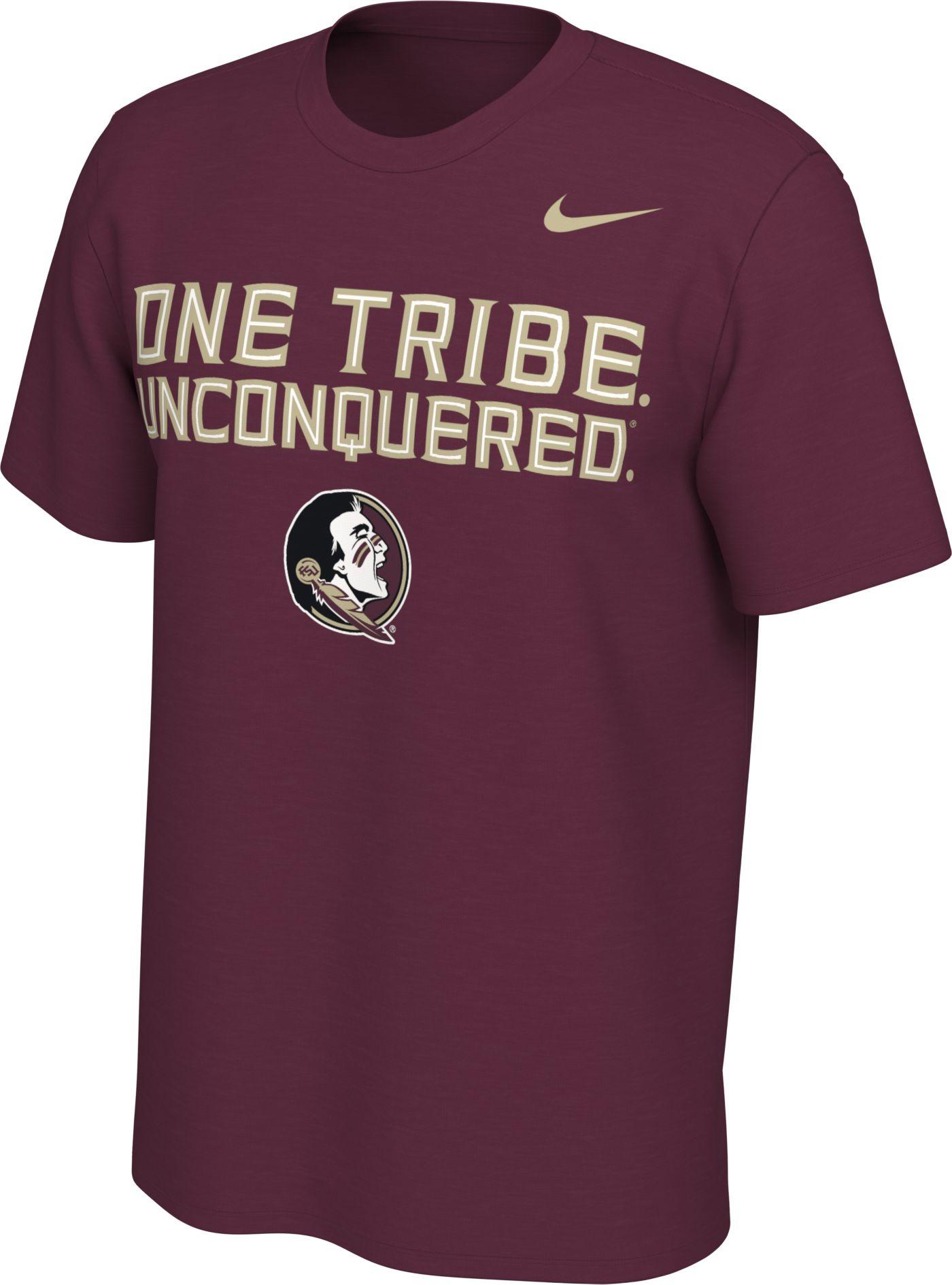 Nike Men's Florida State Seminoles Garnet Mantra T-Shirt