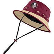 Nike Men's Florida State Seminoles Garnet Dri-FIT Sideline Bucket Hat