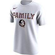 Nike Men's Florida State Seminoles 'Family' Bench White T-Shirt