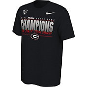 Nike Men's 2020 Allstate Sugar Bowl Champions Georgia Bulldogs Locker Room T-Shirt