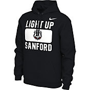 Nike Men's Georgia Bulldogs 'Light Up Sanford' Local Pullover Black Hoodie