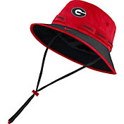 Nike Men's Georgia Bulldogs Red Dri-FIT Sideline Bucket Hat