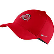 Nike Men's Ohio State Buckeyes Scarlet Legacy91 Adjustable Hat