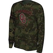 Jordan Men's Oklahoma Sooners Camo Veteran Long Sleeve T-Shirt