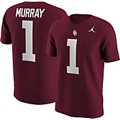 Jordan Men's Oklahoma Sooners Kyler Murray #1 Crimson Football Jersey T-Shirt