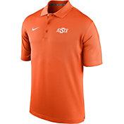 Nike Men's Oklahoma State Cowboys Orange Varsity Polo