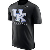 Nike Men's Kentucky Wildcats Legend Baseball Black T-Shirt