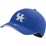 Nike Men's Kentucky Wildcats Blue AeroBill Classic99 Football Sideline Hat