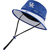 Nike Men's Kentucky Wildcats Blue Dri-FIT Sideline Bucket Hat