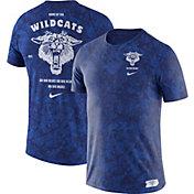 Nike Men's Kentucky Wildcats Blue Statement T-Shirt