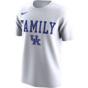 Nike Men's Kentucky Wildcats 'Family' Bench White T-Shirt