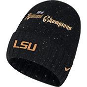 Nike Men's 2019 National Champions LSU Tigers Celebration Beanie
