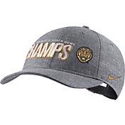 Nike Men's 2019 Chick-fil-A Peach Bowl Champions LSU Tigers Locker Room Hat