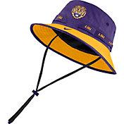 Nike Men's LSU Tigers Purple Dri-FIT Sideline Bucket Hat