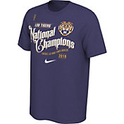 Nike Men's 2019 National Champions LSU Tigers Celebration T-Shirt