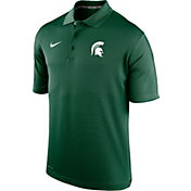 Nike Men's Michigan State Spartans Green Varsity Polo